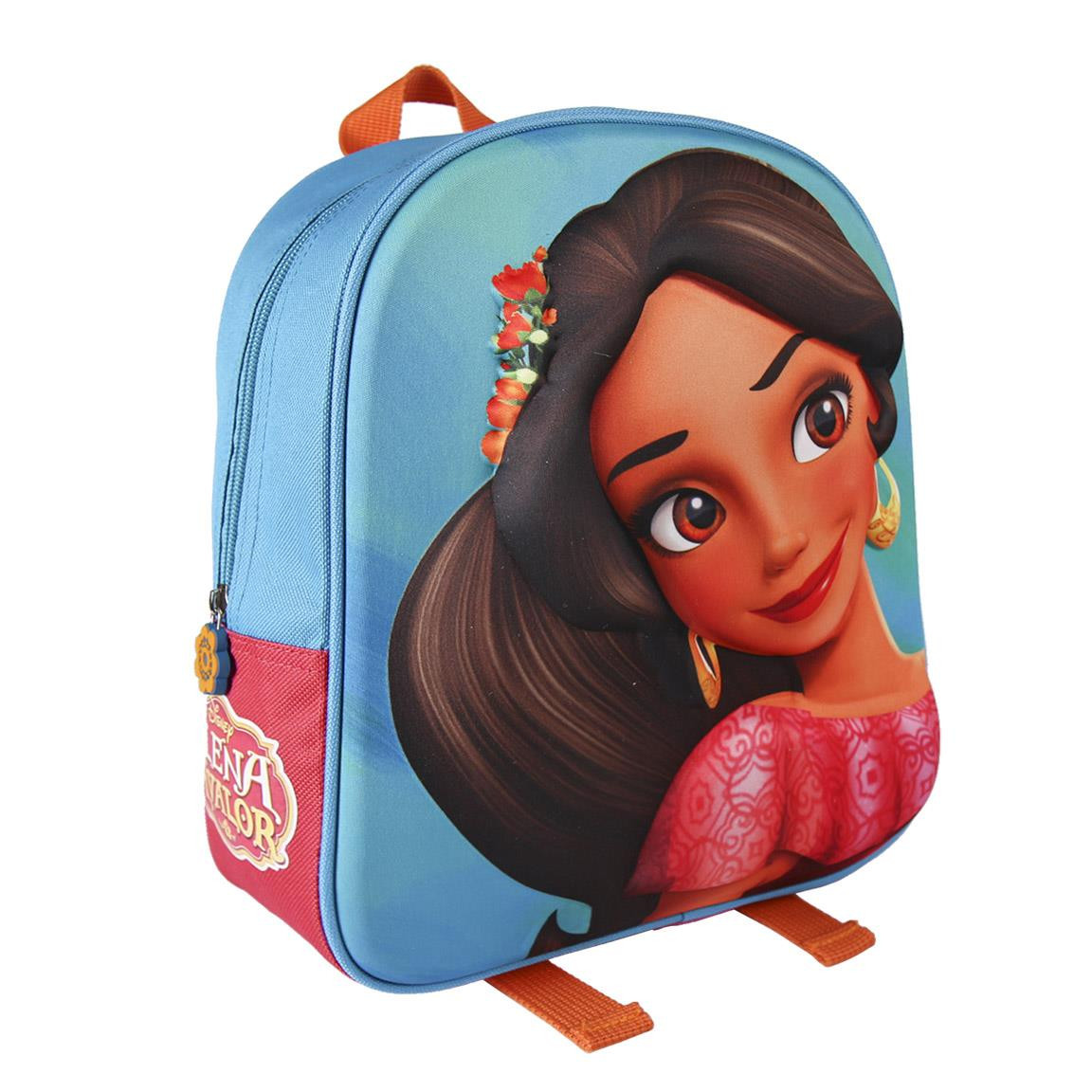 Backpack infatil comfortable and practiced decorated with artwork of Ellen Aworth - Home and More