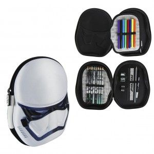 Case case practical galactico with illustration of soldier Clone Star Wars - Home and More
