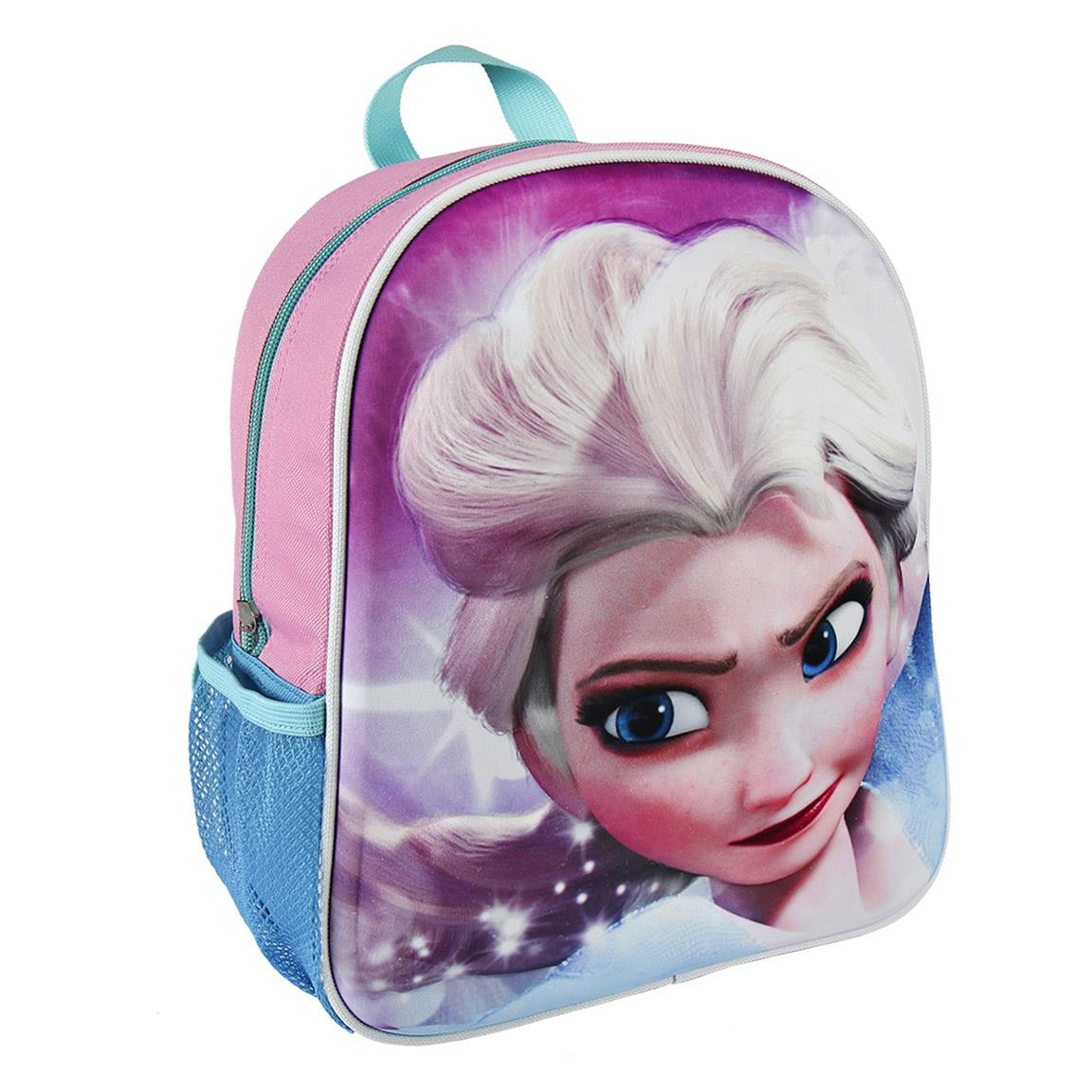 Backpack child 3D Elsa from Frozen convenient and practice - Home and More