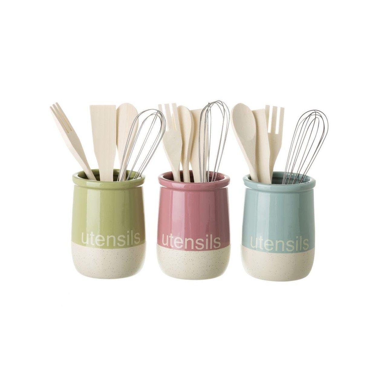 Comprar porta utensilios para la cocina for Utensilios de hogar