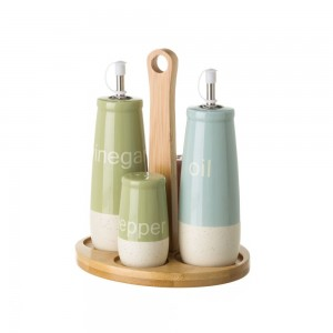 Convoy Stoneware 4-piece in soft colors - Home and more