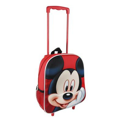 Backpack Trolley bag child Mickey Mouse red glad - Home, and More