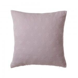 Cushion with stars design in Gray - Home and more