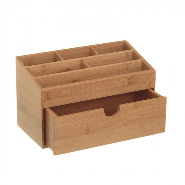 Organizador con cajón para guardar tus cosas - Hogar y más