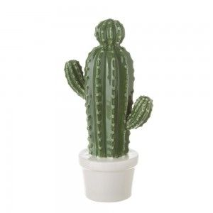 Cactus-decorative ceramic - Home and more