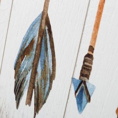 Cuadros Espíritu Libre de madera - Hogar y más