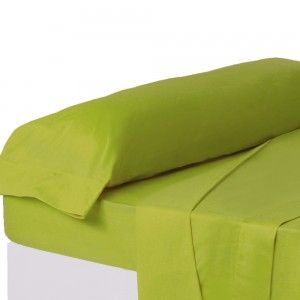 Cover for pillow bright green beds of 90 - Home and more