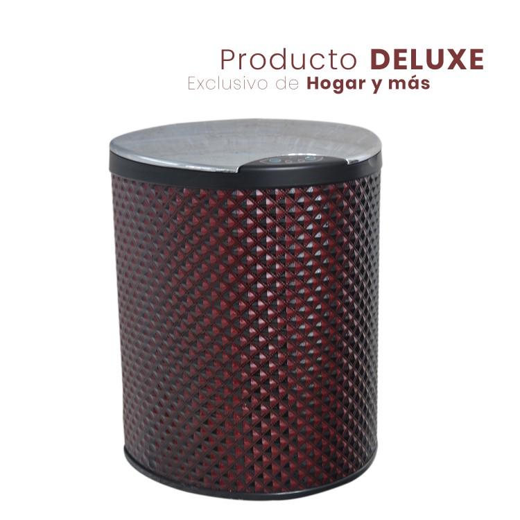 Pepelera automática Mountain,Roja y Negra. Producto Exclusivo Hogar y más - Deluxe