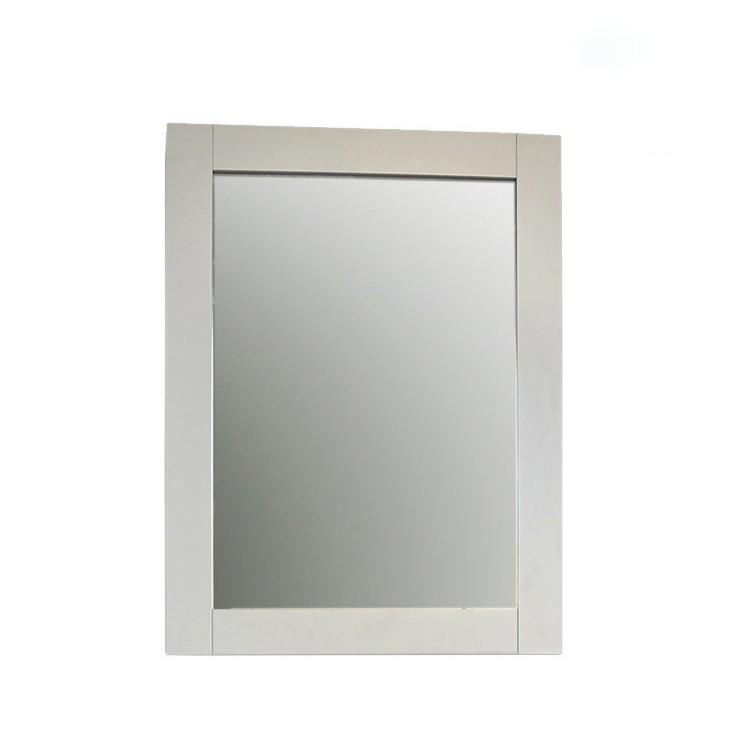 Espejo de pared color blanco elegante para entrada England - Hogar y Mas