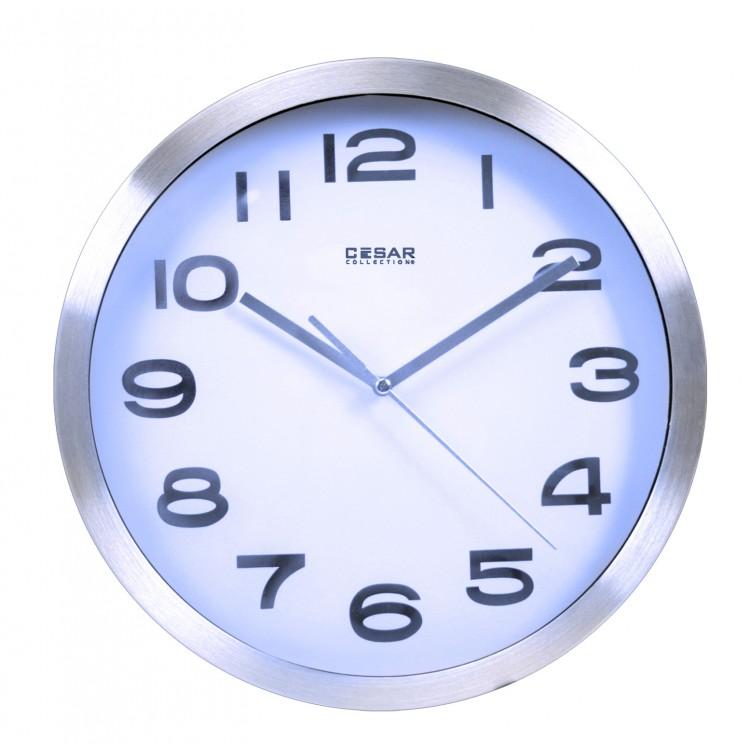 Reloj pared aluminio original hogar y m s - Reloj cocina original ...