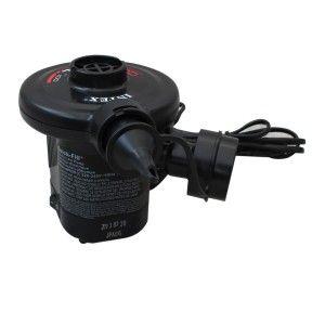 Hinchador de aire-Bomba eléctrico para colchones y colchonetas - Con enchufe- Hogar y más