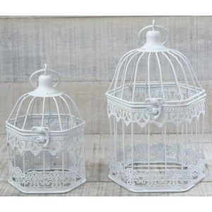 Metal cage decorative stylish design In to the wild (Into the wild) - Home and More