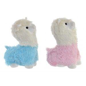 Sujetapuertas Decorativo Alpaca en Poliester, Ideal para su hogar. 2 Modelos a elegir Original/Alegre 20X13X26 cm.-Hogarymas-
