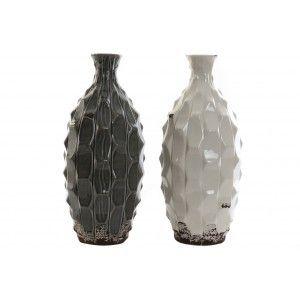 Vase Decorative, Vintage Porcelain, 2 Models to choose from. Abstract design/Original 17X17X39,5 cm-Hogarymas-