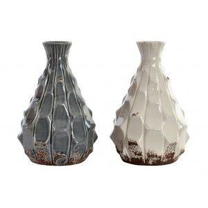 Vase Decorative, Vintage Porcelain, 2 Models to choose from. Abstract design/Original 15X15X22 cm-Hogarymas-