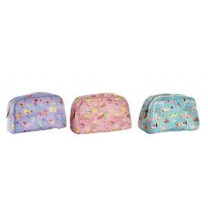 Toiletries bag Travel, Child 3 Original Models to choose from. Colorful design/Animal 25X12,5X16 cm-Hogarymas-