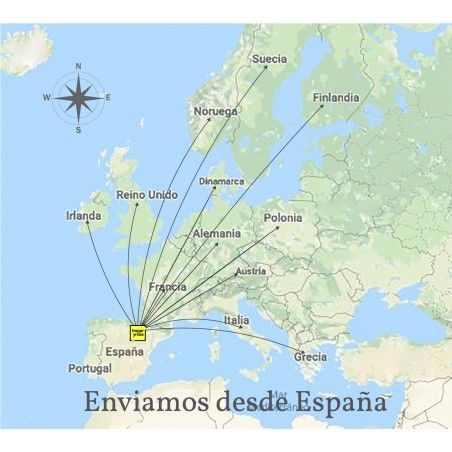 Cajonera/Joyero con 3 Cajones y Armario con 2 Baldas de Madera. Ideal para Decorar y Almacenaje 29,5x29x11 cm