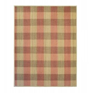 Carpet Natural Bamboo signature Harvard in pink and light brown of Home and More