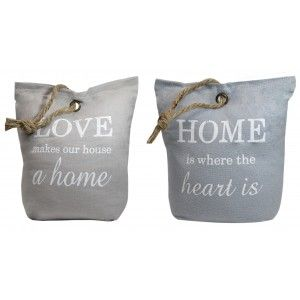 Sujetapuerta bag. Edition Love. Design motivator - Home and more