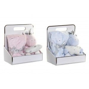 Plush Unicorn Blanket, Baby Gift newborn. Blanket Baby Soft 18x18x27 cm