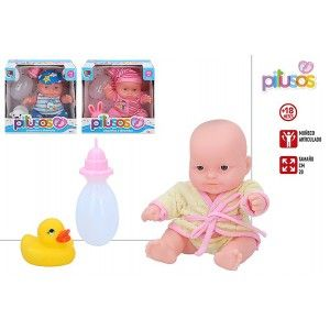 Baby doll Toy for children, Toys for Children with Original Accessories 16,5x11.7x16,5 cm