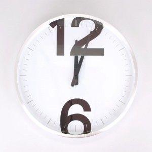 Reloj Memphis plateado