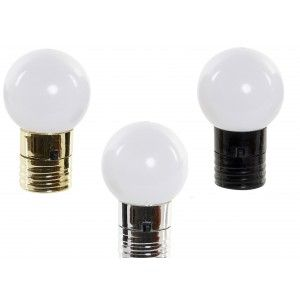 Bulb Decoration LED Light with Magnet, light Bulb Decorative 4,5X4,5X7 cm