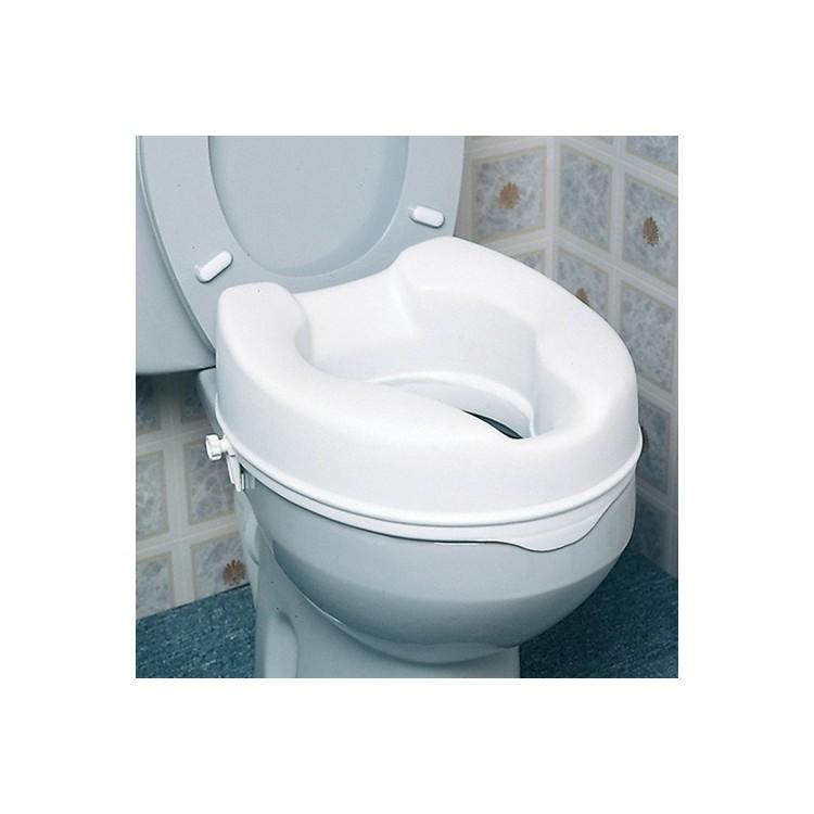 Elevador de WC sin tapa