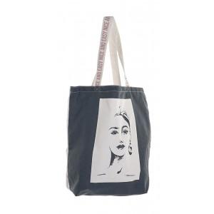 Bag Cotton Urban Modern, Large-Capacity case with Handles. Fabric bags Original 43X15X66 cm