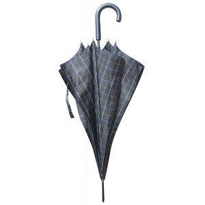 Paraguas Largo Hombre Automático, Paraguas Originales Ligeros, Diseño Elegante, Extra-resistente al Agua ø102cm - Hogar y Más
