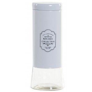 Spaghetti Pot Glass Lid for Storage of Food, Jars, Kitchen Glass. Jar, Preserves, Spices, 1900 ML