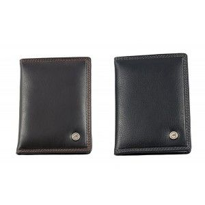 Card holder for credit cards Natural Skin, Home and More