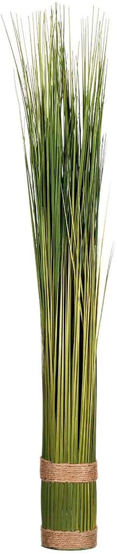 Planta Artificial Decorativa para Interior, Decoración de Plantas Originales con Cuerda de Sisal, Decoración Tropical  77x10cm