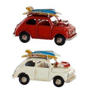Car Decoration Vintage Vehicle Metal 11x5x5,5 cm