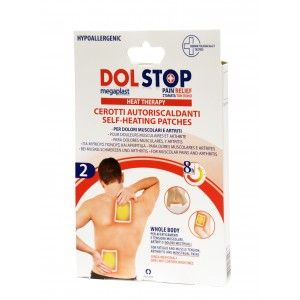 Patches of Heat for Menstrual Pain, Fatigue, and Muscle Tension, Arthritis, X2. Patch Menstrual Pain Heater Relief 8H
