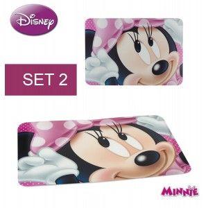 Individual Minnie tablecloth
