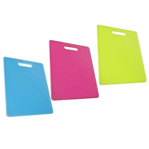 Tabla de corte en color