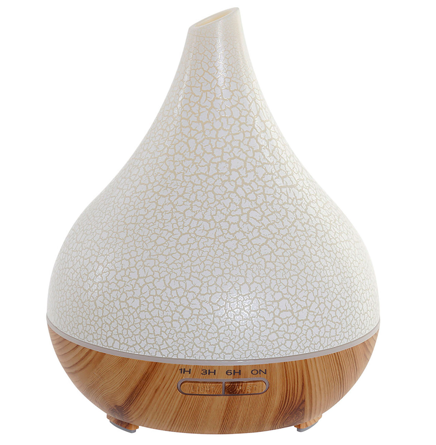 Humidifier Led Abs 16,5X16,5X22,3cm