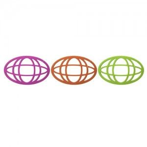Trivet silicone World