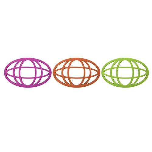 Salvamanteles silicona Mundo