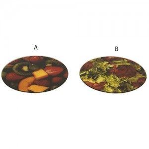 Table cut glass