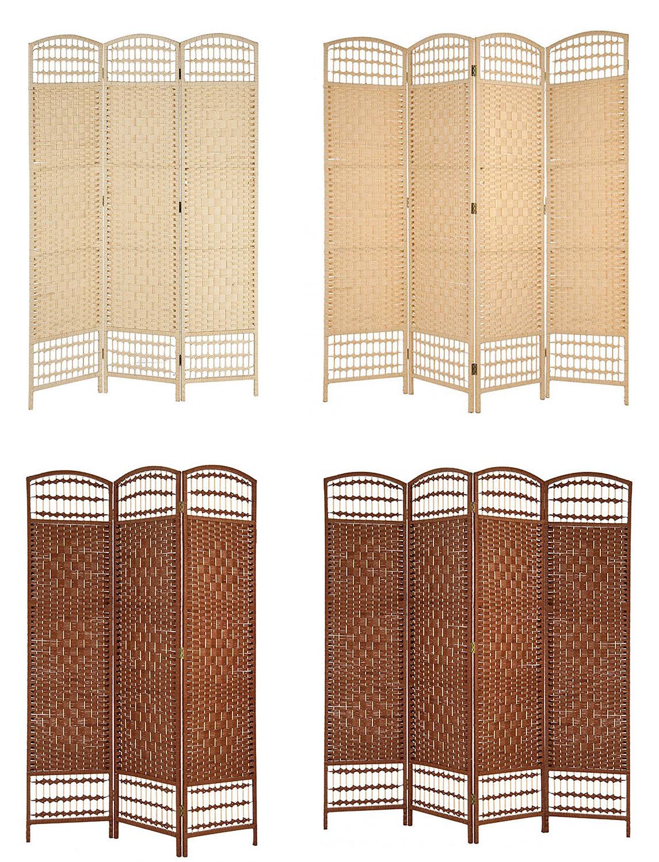 """BIOMBO SEPARADOR DE AMBIENTES """"COUNTRY"""" , ECONOMICO, 3 y 4  paneles Color Pino y Cerezo, para vestidor."""