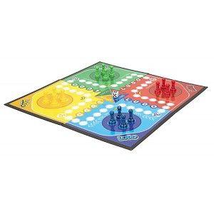 El juego del Parchis, Ideal para niños y niñas. Original/Infantil 36X35,5cm