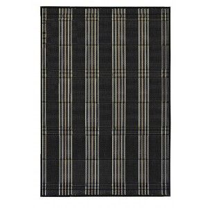 Carpet Natural Bamboo signature Cambridge in black, Home and More