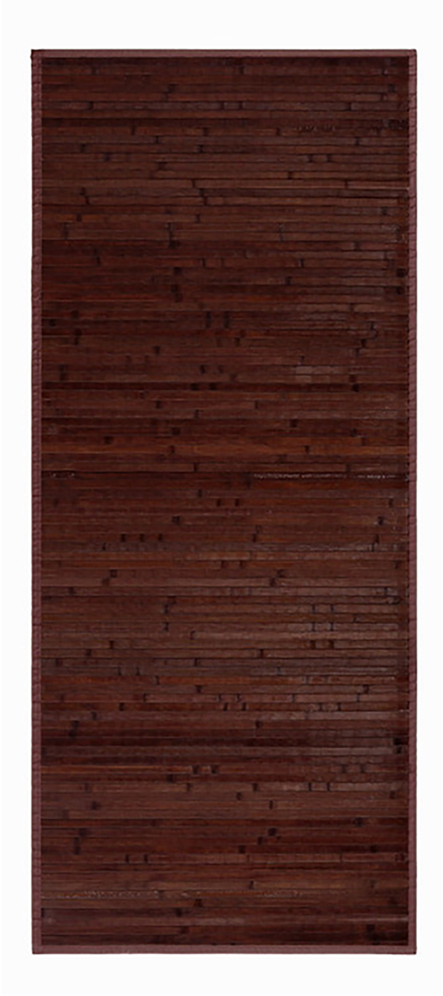 Carpet Bamboo Wood color Cocolate Dark