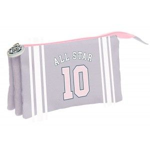 ESTUCHE 3 BOLSILLOS ALL STAR