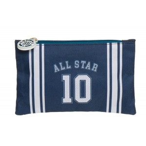 ESTUCHE ALL STAR AZUL 20 CM