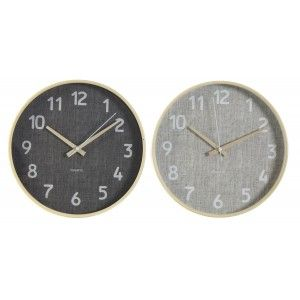 RELOJ PARED TISSUE 30CM