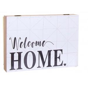 TAPA CONTADOR WELCOME HOME