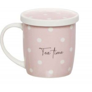 "TAZA TÉ CON FILTRO ""TEA TIME"""
